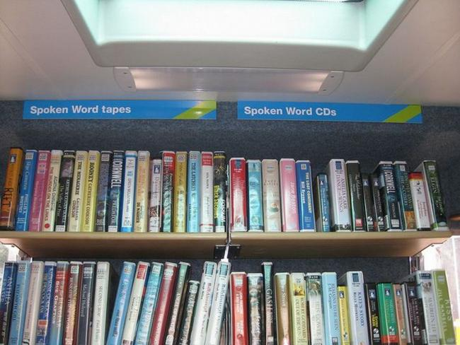 Mobile library to be axed in £2.5m savings plan