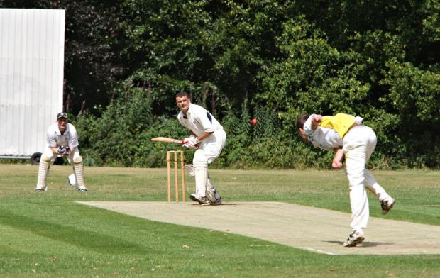 Hussain impresses as Bushey defeat North Mymms