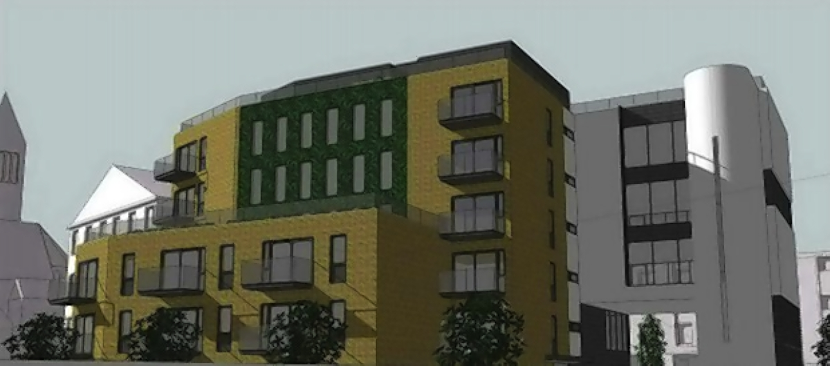 Central Watford office and flats plan approved (From Watford Observer)