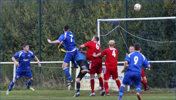 Watford Observer: Oxhey Jets advanced in the Floodlight Cup