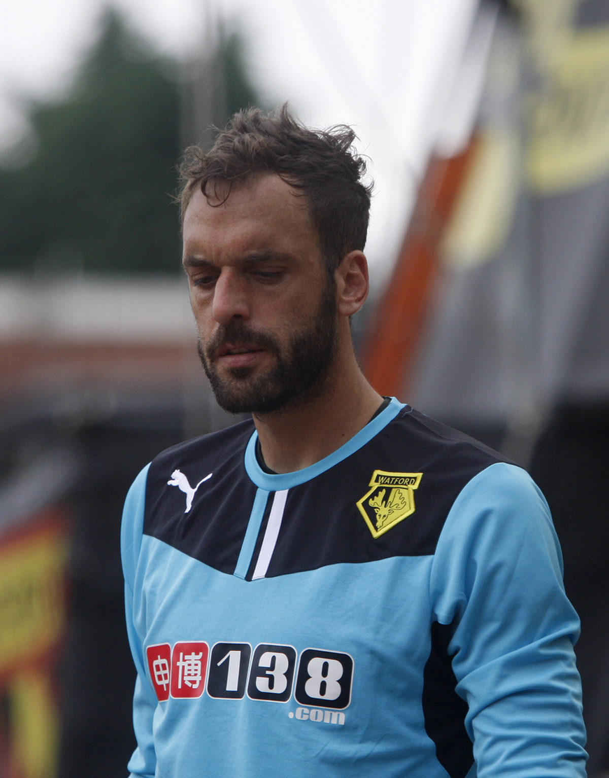 Manuel Almunia included on Watford's released list. Picture: Action Images