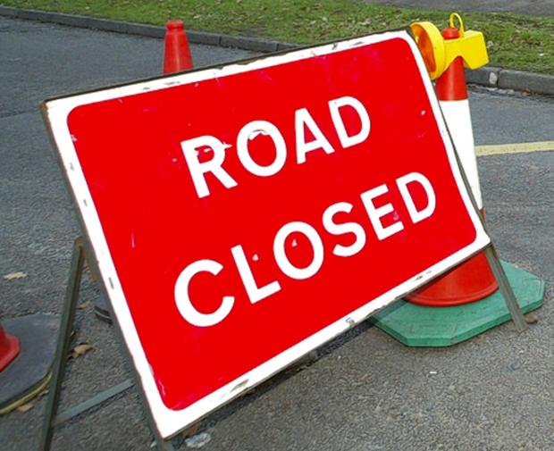 Chorleywood road to be shut for a fortnight