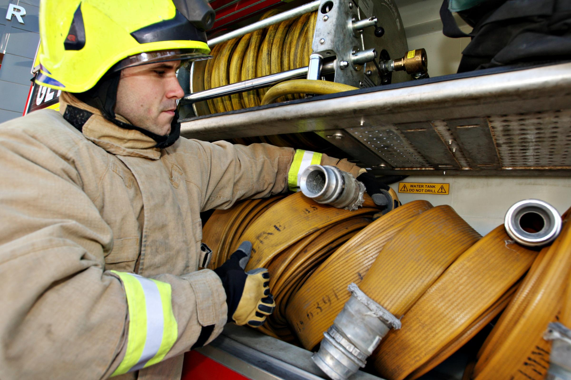 Firefighters called to west Watford garden fire