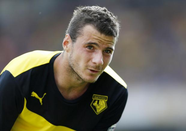 Watford Observer: Daniel Pudil will be hoping to retain his place in the Czech Republic squad. Picture: Dave Peters