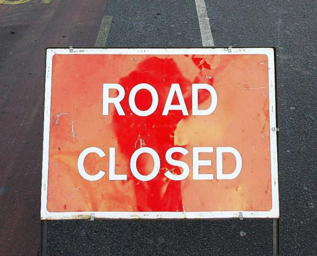 Central Watford road closed due to floo