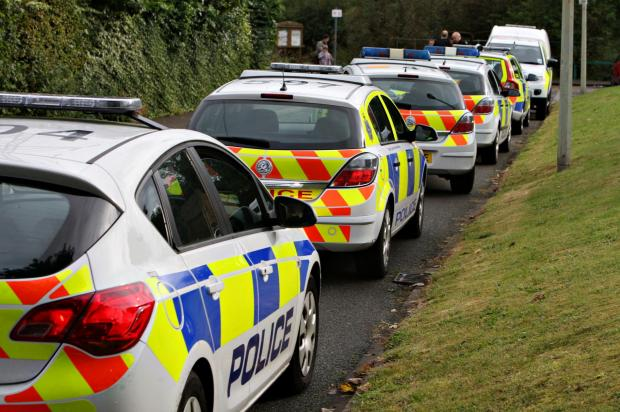 Police to look at sharing role with other emergency services
