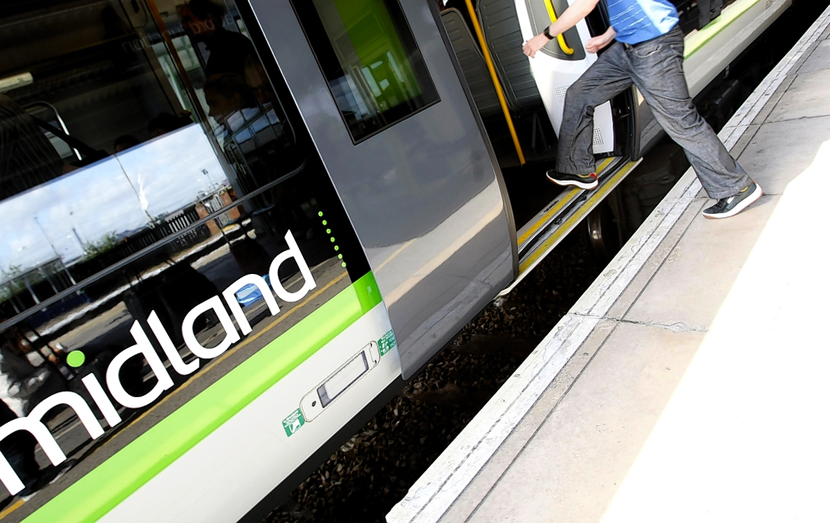 London Midland to run reduced service over Christmas period