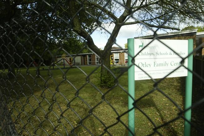 Former Little Furze School site among the empty buildings being maintained