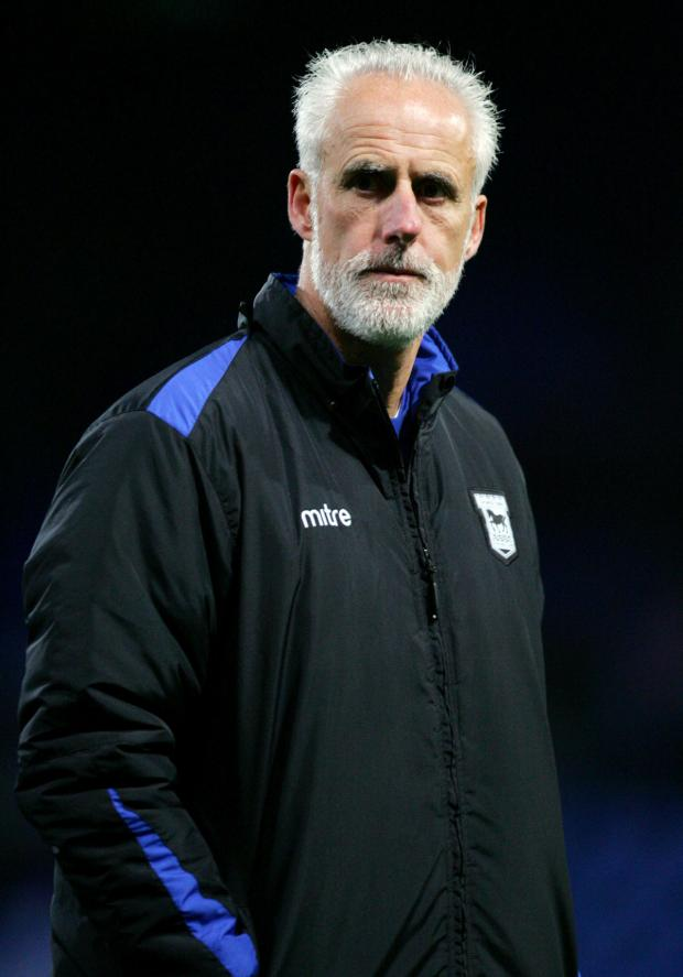 Watford Observer: Ipswich boss Mick McCarthy has dragged Town up the table. Picture: Action Images