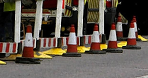 Delays possible in West Watford road due to gas works