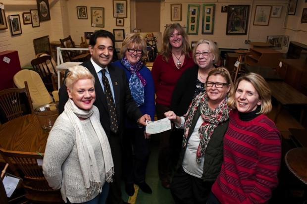 Furniture recycling scheme raises thousands for Rickmansworth charity