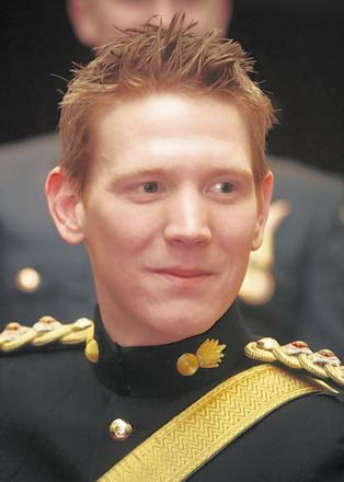 Captain Tom Sawyer died in an explosion while serving on the frontline in Helmand province in 2009.