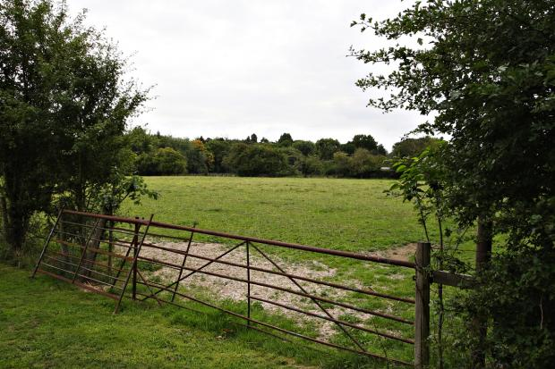 Plan for caravan site on Green Belt land resubmitted