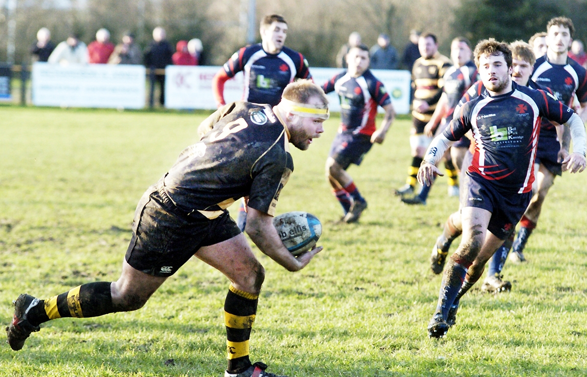Old Merchant Taylors' thrashed Datchworth