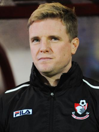 Bournemouth manager Eddie Howe. Picture: Action Images