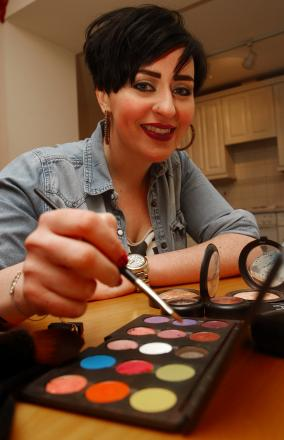 Watford woman made up after reaching beauty awards finals