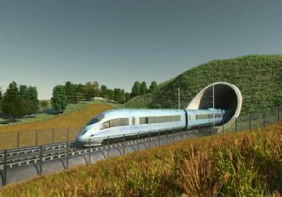HS2 objections are laid out by Three Rivers politicians