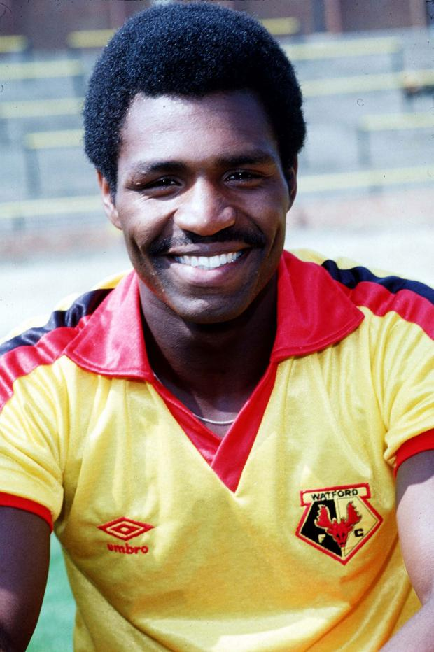Luther Blissett - Watford