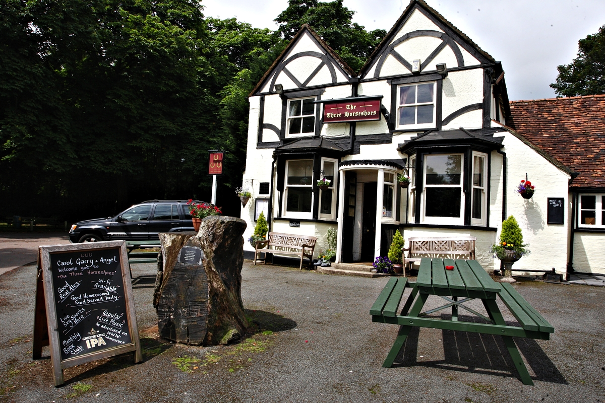 The Three Horseshoes was listed as an asset of community value last May.