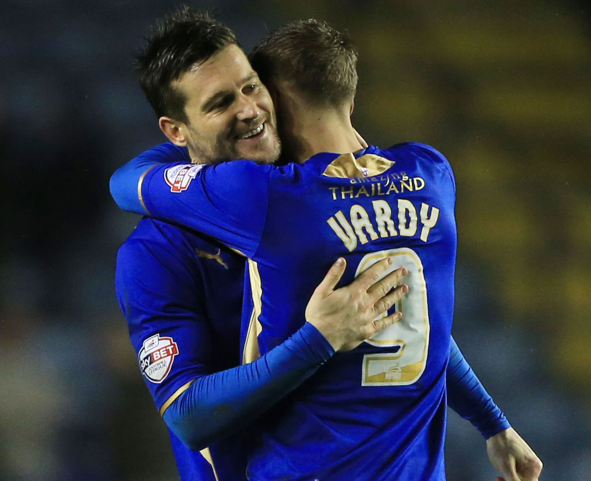 David Nugent has a great record against the Hornets: Action Images