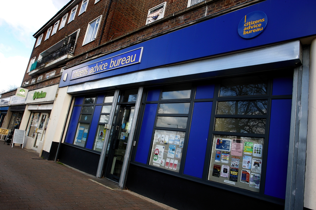 Citizens Advice Bureau will 'take some of the strain off benefits claimants'