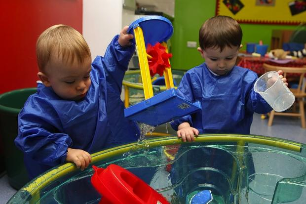 Parents can apply for nursery places next week