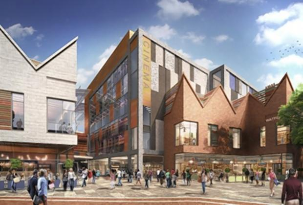 Planning permission finalised for new £100m Charter Place