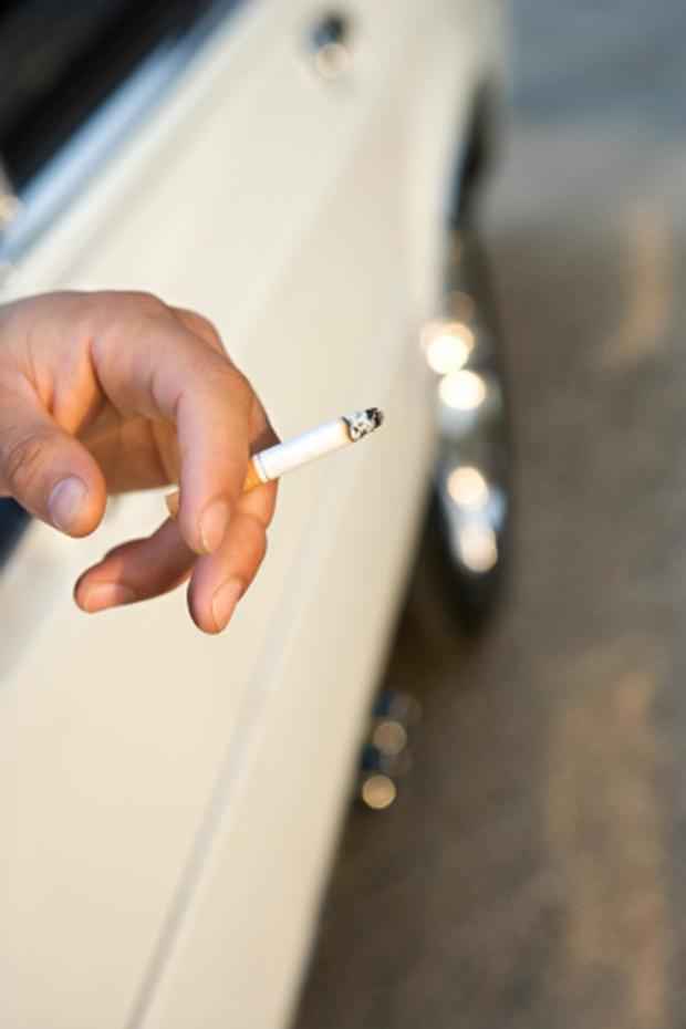 Watford Observer: Vote: should there be a ban on smoking in cars with children?
