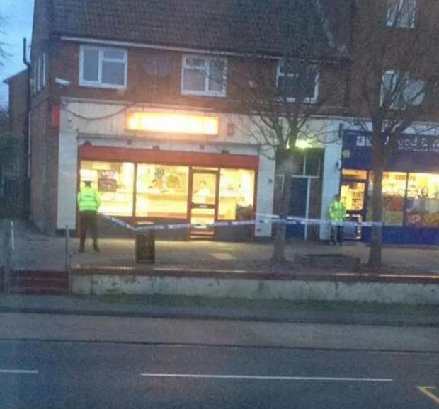 16-year-old boy stabbed in Garston takeaway