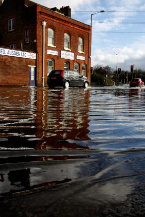 'Central Watford needs a long-term flood plan', says councillor