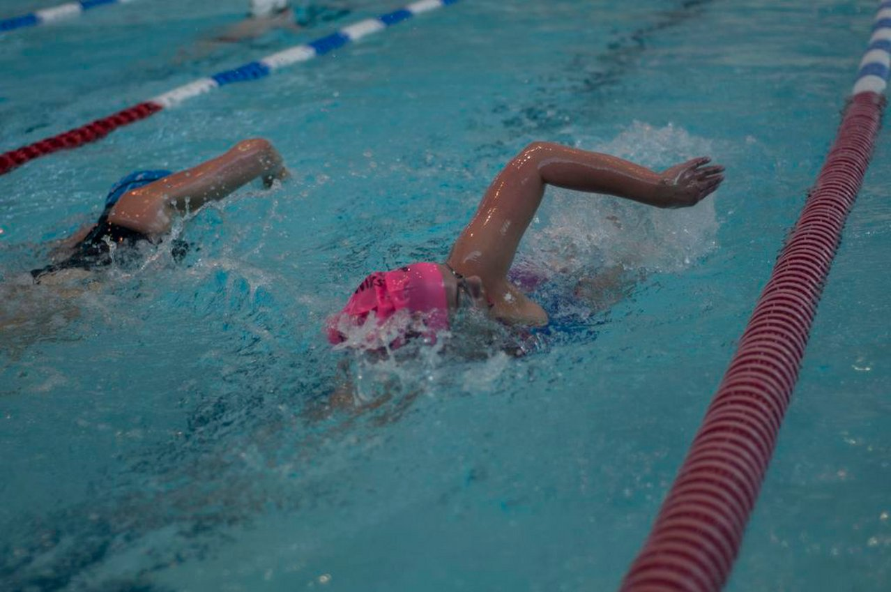 Pupils take plunge at primary championships