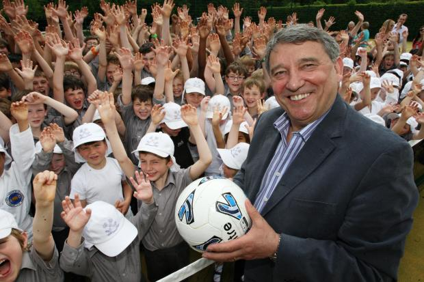 Graham Taylor recovering in hospital following fall