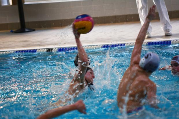 Watford water polo go through at National Champs