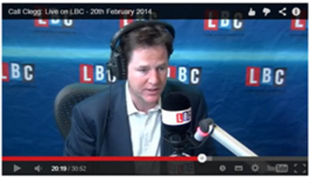 Bushey councillor grills Deputy PM live on radio over 'blatant disloyalty'
