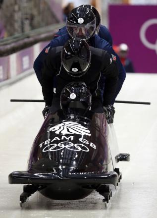 John Jackson's crew begin their Olympic campaign. Picture: Action Images