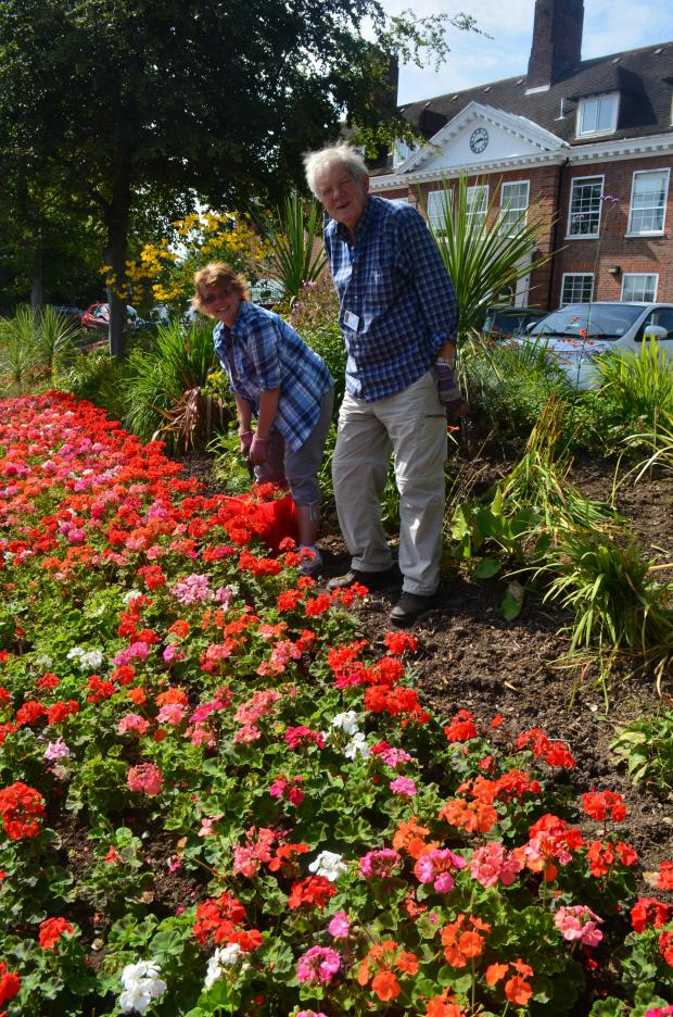 Watford Observer: Peace Hospice Care looking for volunteer gardeners