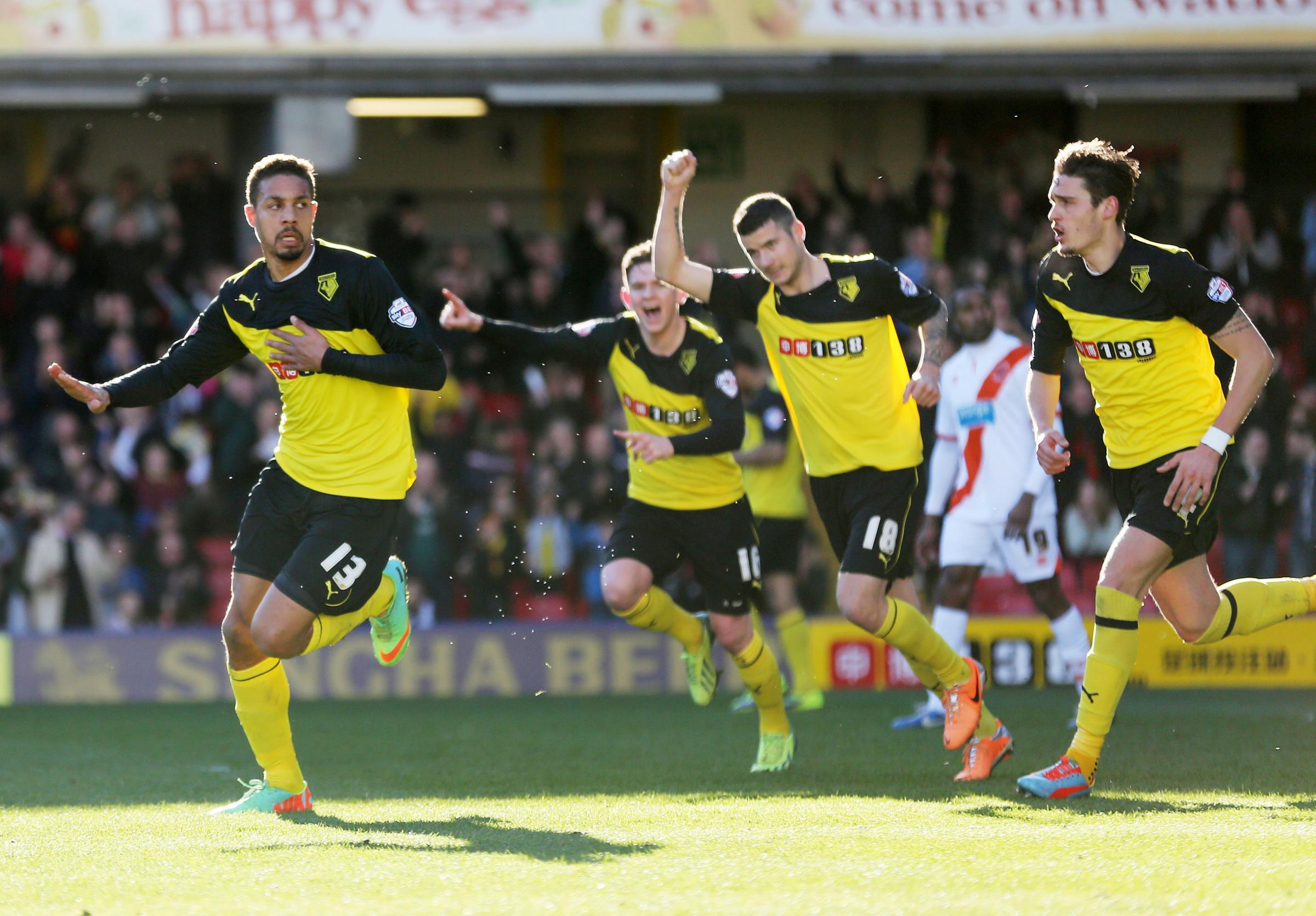 Impressive Watford coast past abject Seasiders