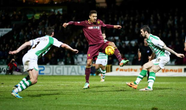 Watford Observer: Watford drew at struggling Yeovil Town last month. Picture: Action Images
