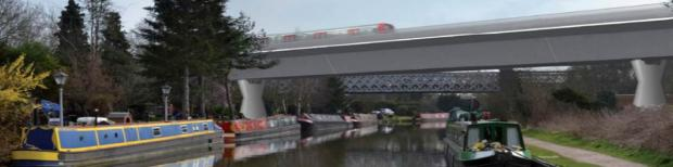 Croxley Rail Link will create 'visible boundary' between Three Rivers and Watford