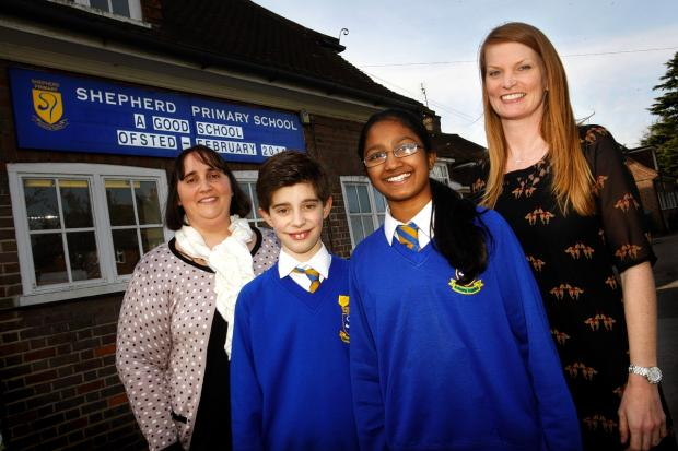 Watford Observer: Head 'so proud' of school's Ofsted rating improvement