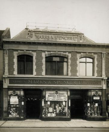 Marks and Spencer to celebrate 100 years in Watford