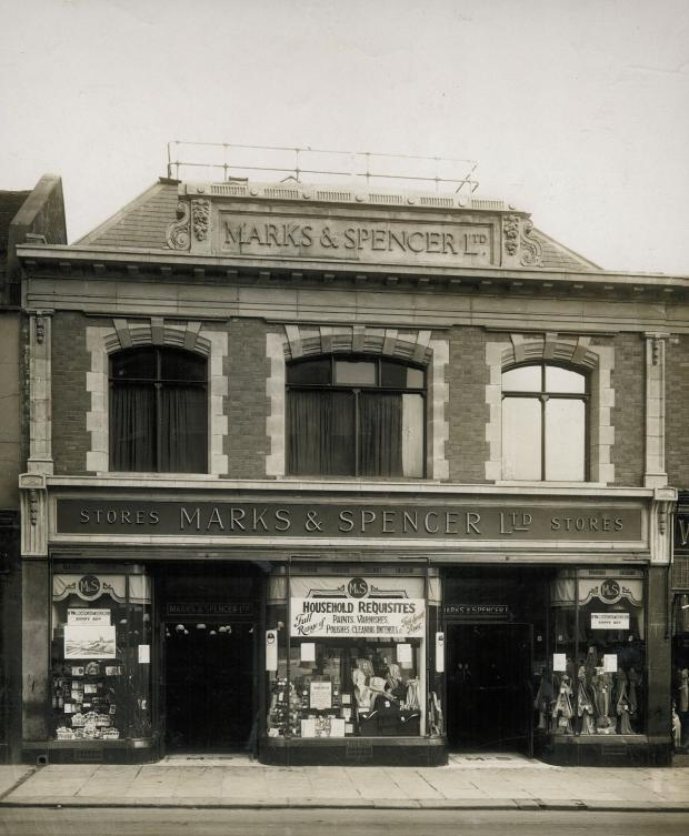Watford Observer: Marks and Spencer to celebrate 100 years in Watford