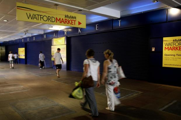 Watford Market traders: 'conned from day one'