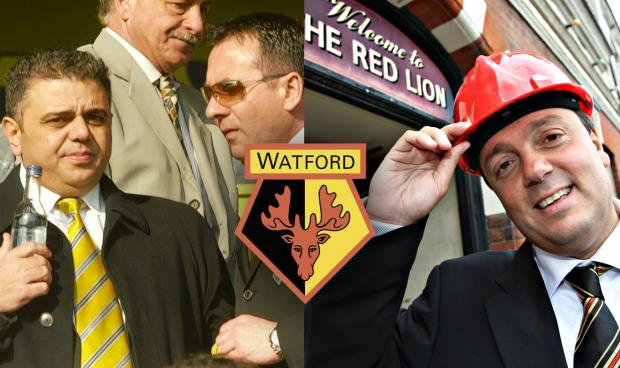 Watford Observer: Bassini given time to seek financial advice after being ordered to repay £4.5million