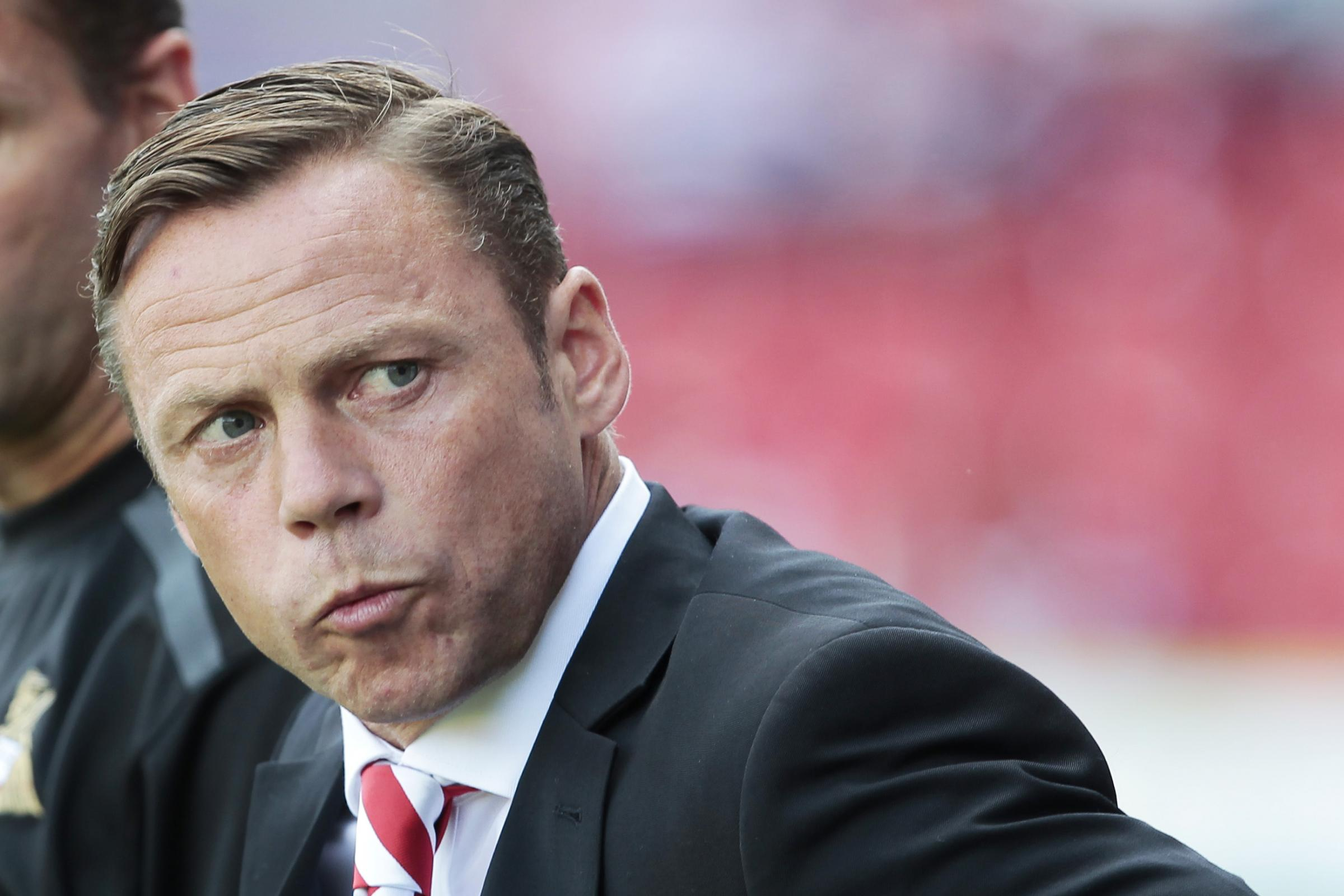 Doncaster Rovers manager Paul Dickov. Picture: Action Images
