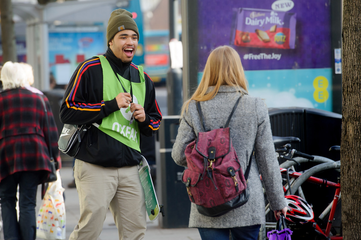 Chuggers give fundraising 'a bad name' say Watford charities