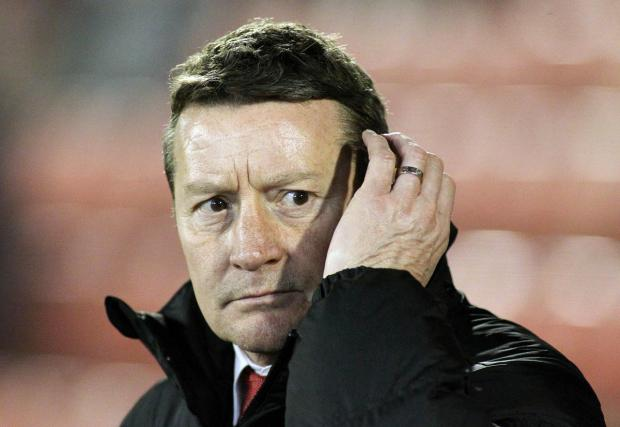 Barnsley boss Danny Wilson. Picture: Action Images