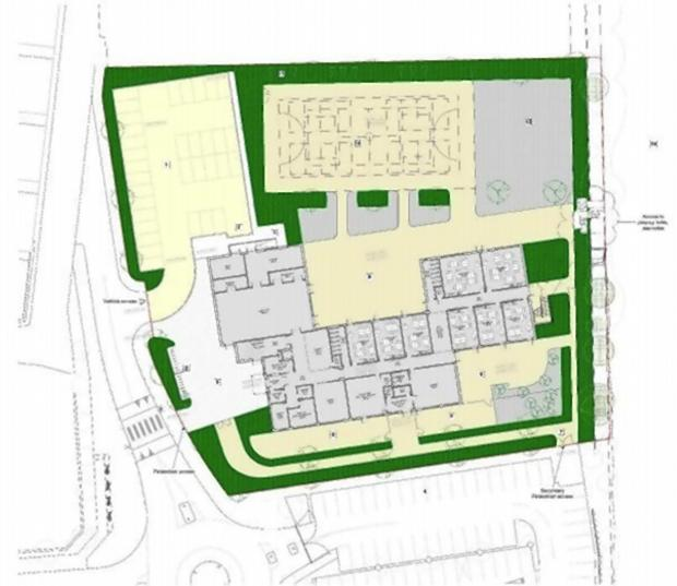 'Uninspiring but cost-effective' plans for new school approved