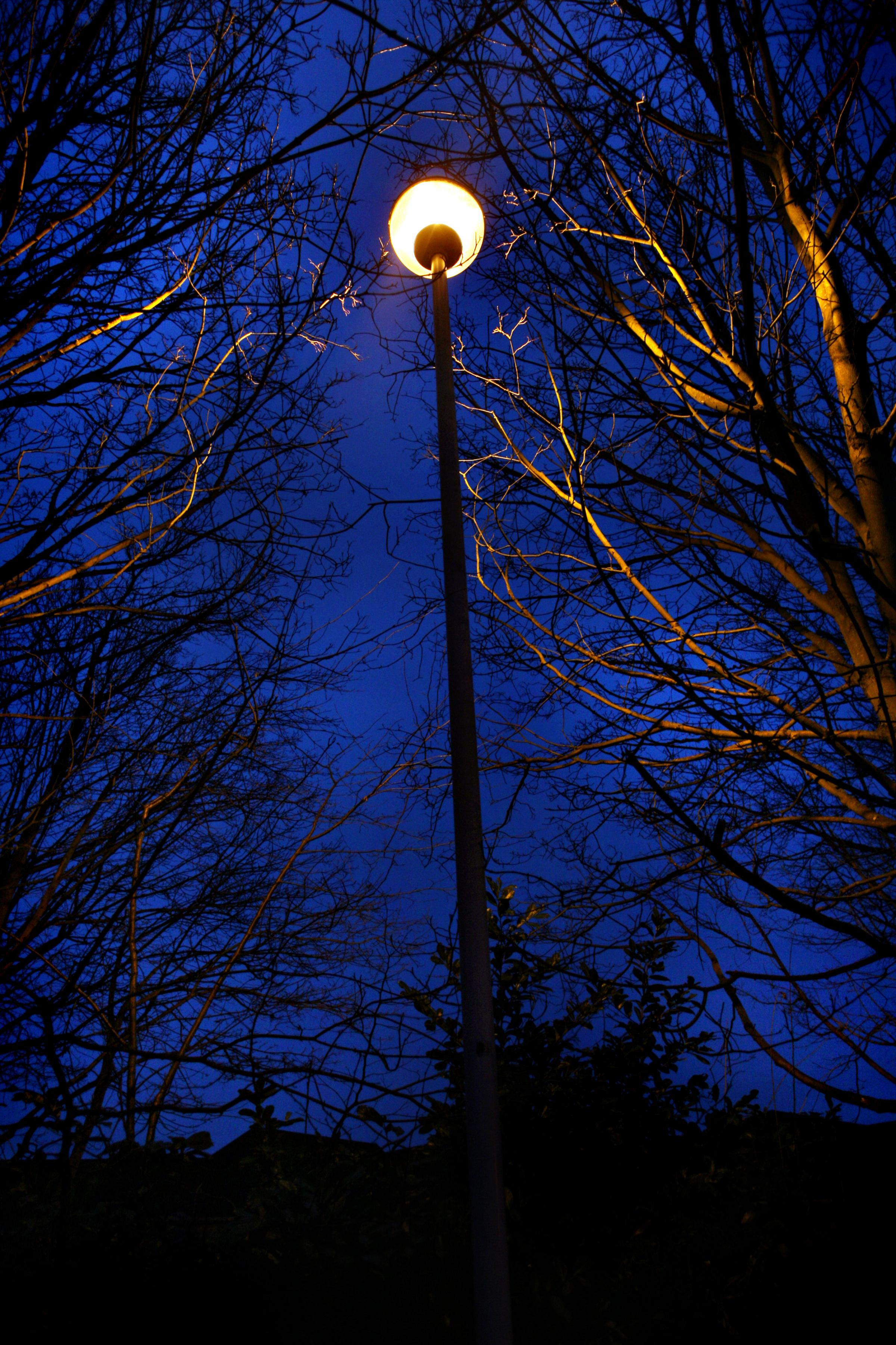 Clock-change could affect streetlights...again