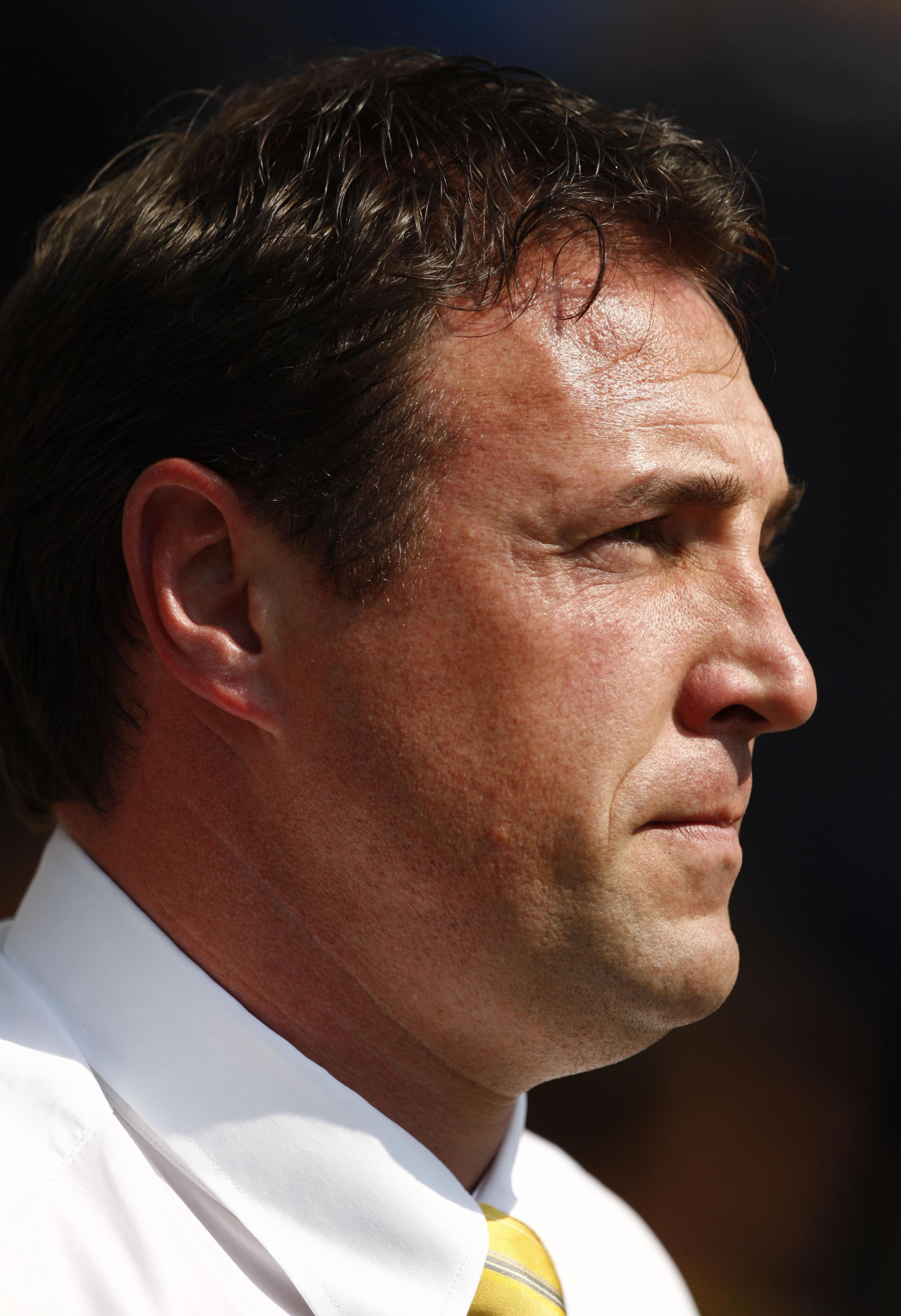 Malky Mackay managed Watford for two seasons from 2009 to 2011. Picture: Action Images